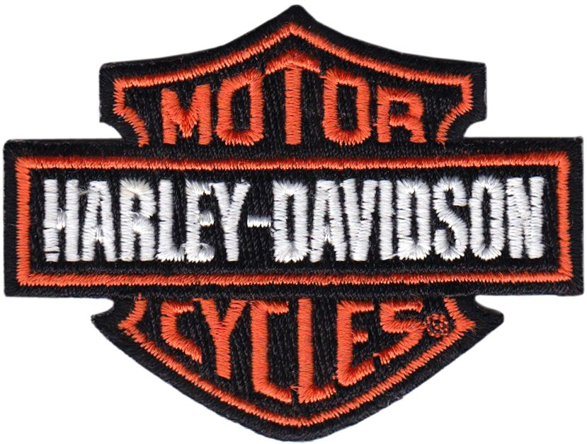 Letter Biker Patches Harley Eagle Flame Badges Embroidered Patches  Motorcycles Custom Made Iron On Patches