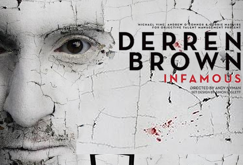 Derren Brown returns to the West End Shows In London