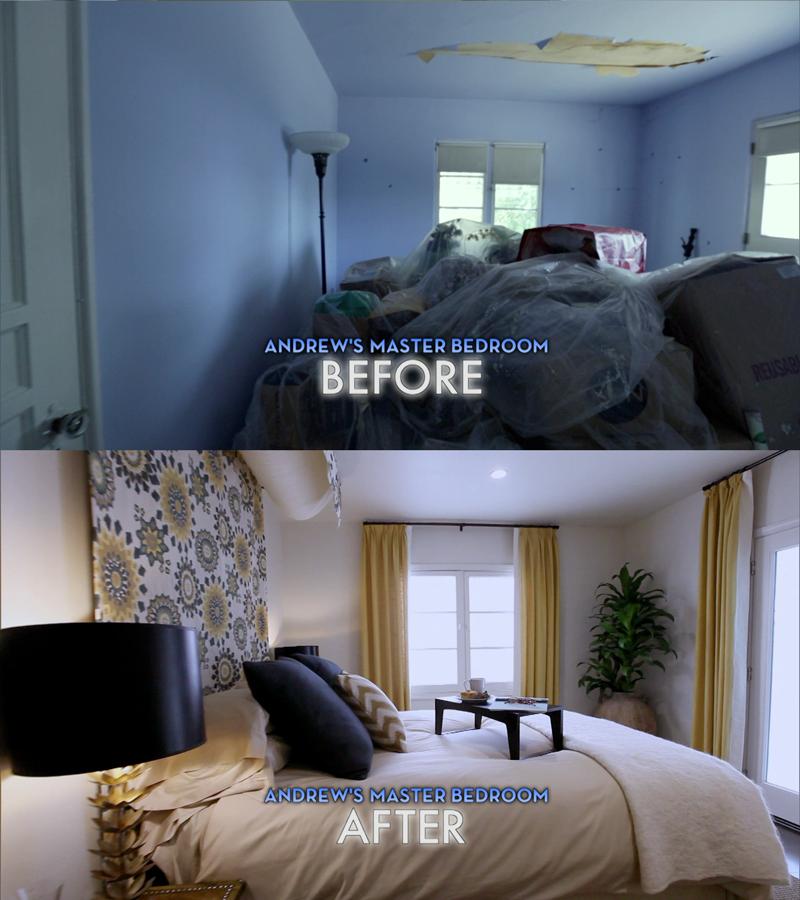 Dreambuilders Designer Andrew S Re Designed Bedroom Teamblue