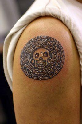 12+ Tatouage pirate des caraibes inspirations