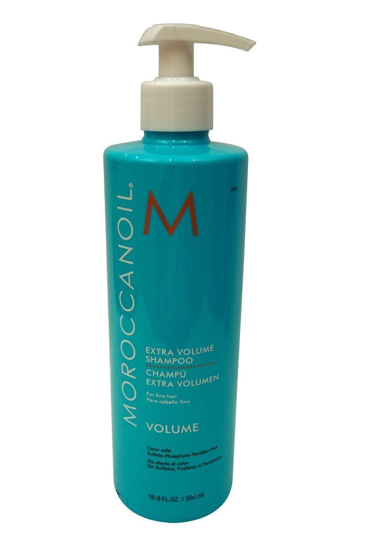 Moroccan Oil Extra Volume Shampoo, 16.9 Fluid Ounce