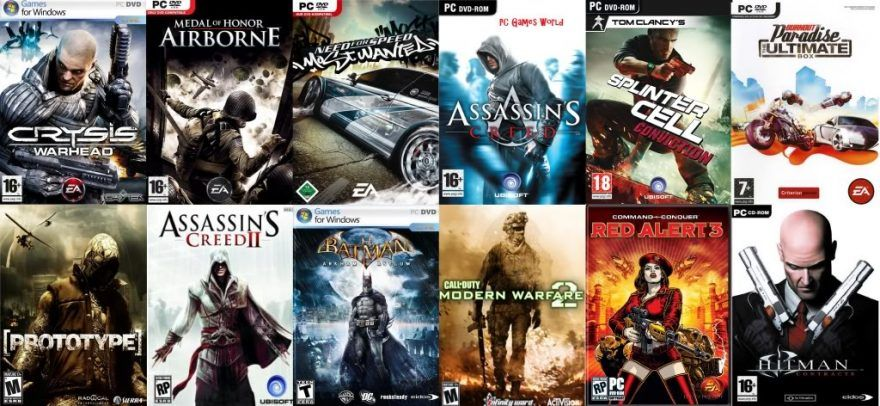 low-end PC or laptop, there are still Low Specs PC Games in