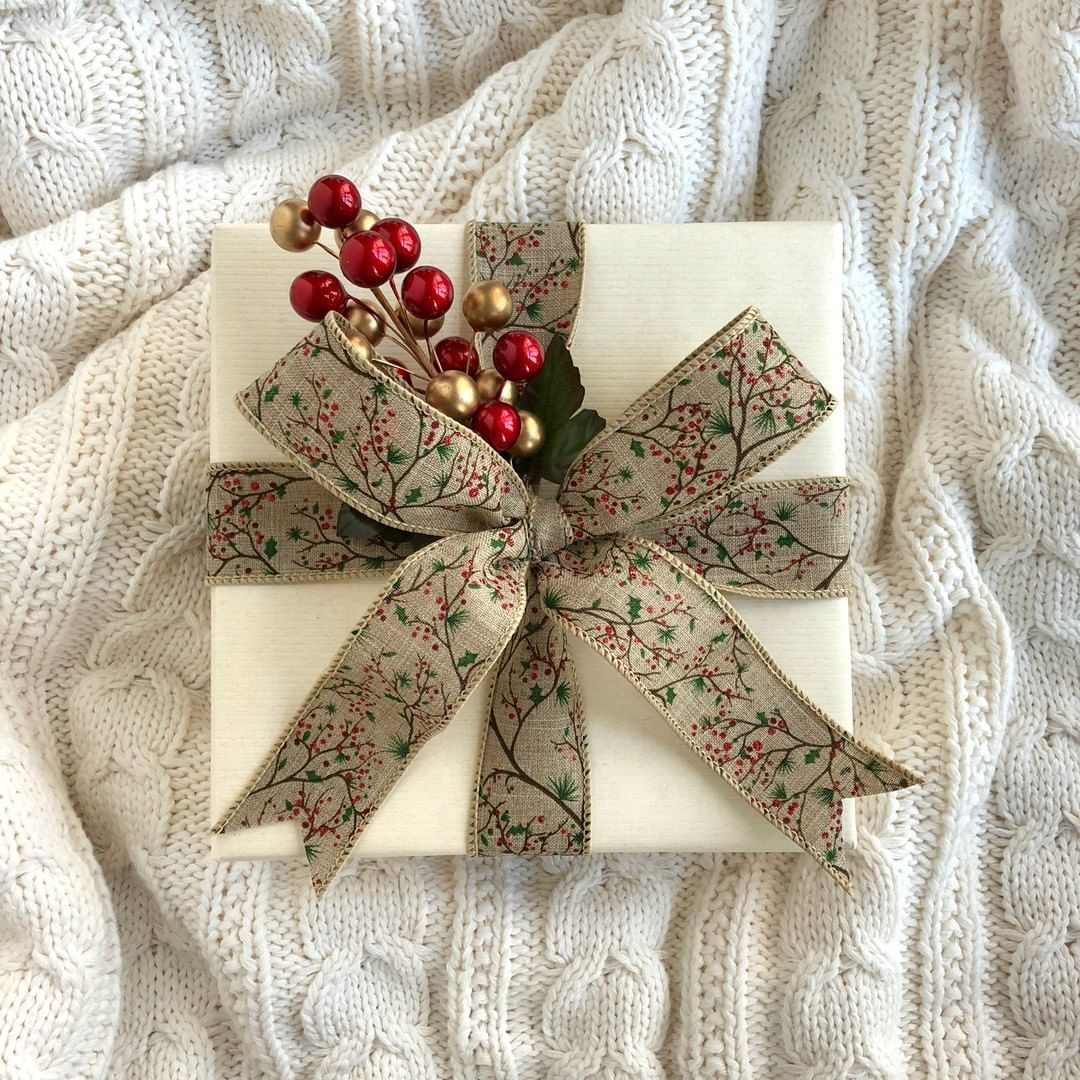 Image may contain indoor Creative gift wrapping