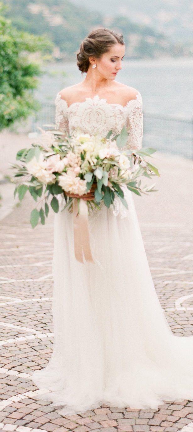 Non Strapless Wedding Dress - 015. Koman Photography - Dress by ...