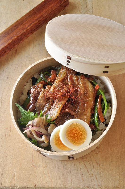 Photo of プルコギ風豚丼弁当 | 家族へ 健康弁当