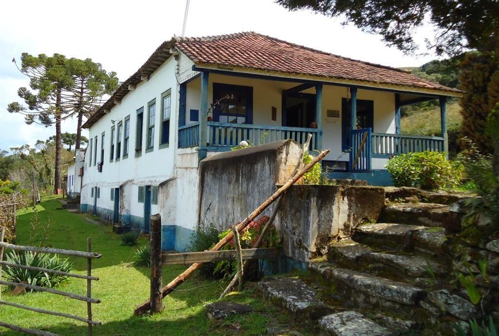 Fazenda Lageado São José do Barreiro SP Casas de
