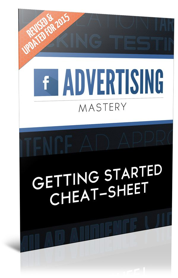 FACEBOOK GETTING-STARTED CHEAT-SHEET!! 10-PAGE PDF REPORT TO - training report