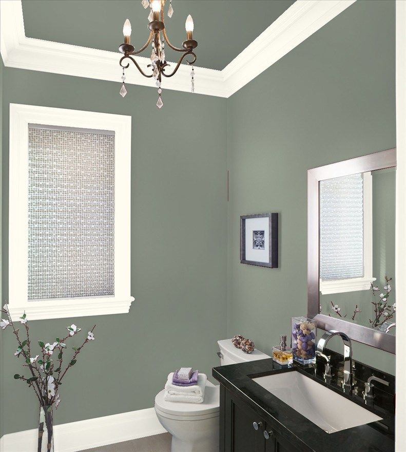 On Trend Interior Paint Colors By Benjamin Moore In 2020