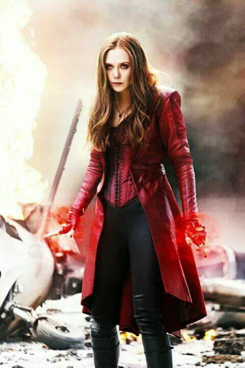 Pin By Kote Antadze On Untitled Scarlet Witch Marvel Elizabeth Olsen Scarlet Witch Scarlet Witch