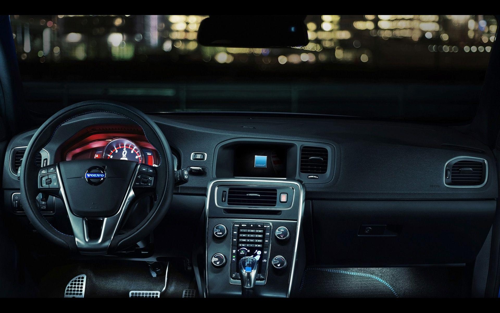 Volvo S60 & V60 Polestar Interior | Volvo | Pinterest | Volvo s60 ...
