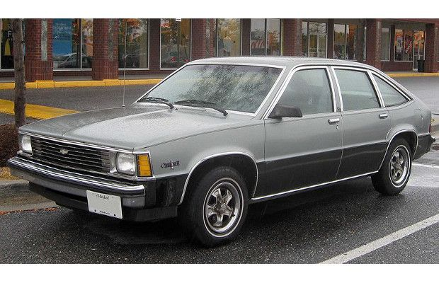 The 50 Worst Cars Of The 80s Chevrolet Cars Vehicles