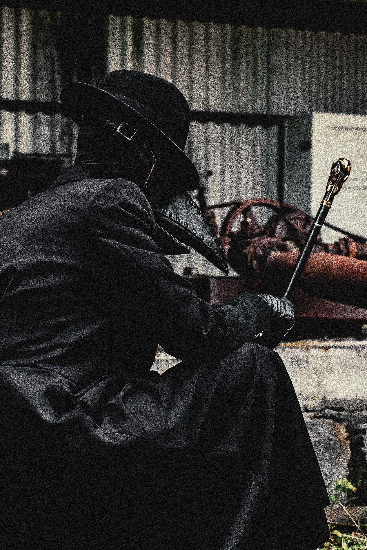 煮付 Nitsuke / ペストマスク on Plague doctor, Doctor images
