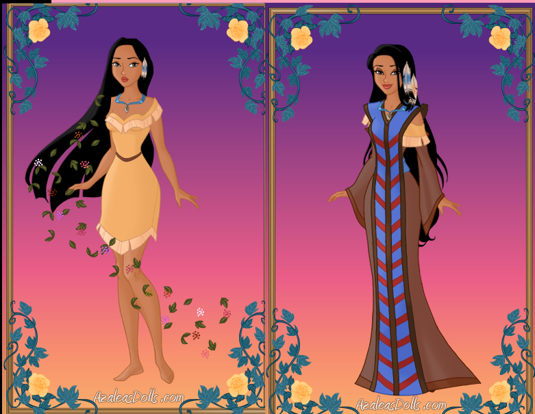 what happened to pocahontas mom