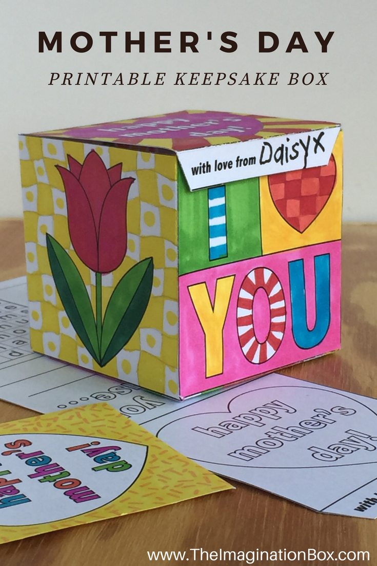 A Great Classroom Mother S Day Art And Craft Activity For Kids To