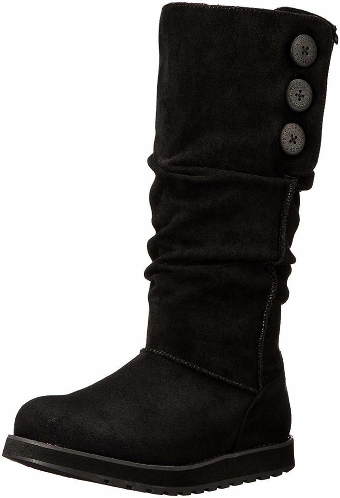 Skechers Women s Keepsakes-Big Button Slouch Tall Winter Boot - Choose  SZ Color  fashion  clothing  shoes  accessories  womensshoes  boots (ebay  link) 3625a9c4c7
