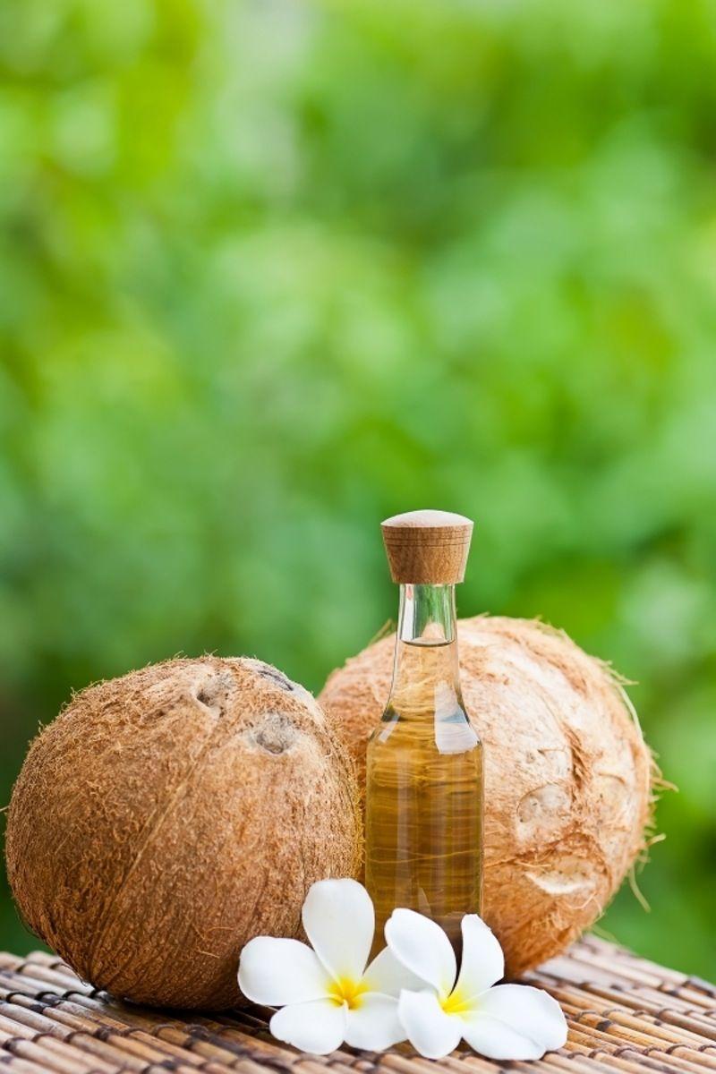 5. #huile de coco ou de beurre - 9 #meilleurs aliments à #manger après une #séance de Cardio... → Food