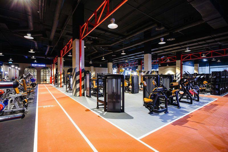 Arhitektura Sporta 5 Fitnes Klubov S Dizajnerskimi Intererami Fitnes Kluby Trenazhernye Zaly