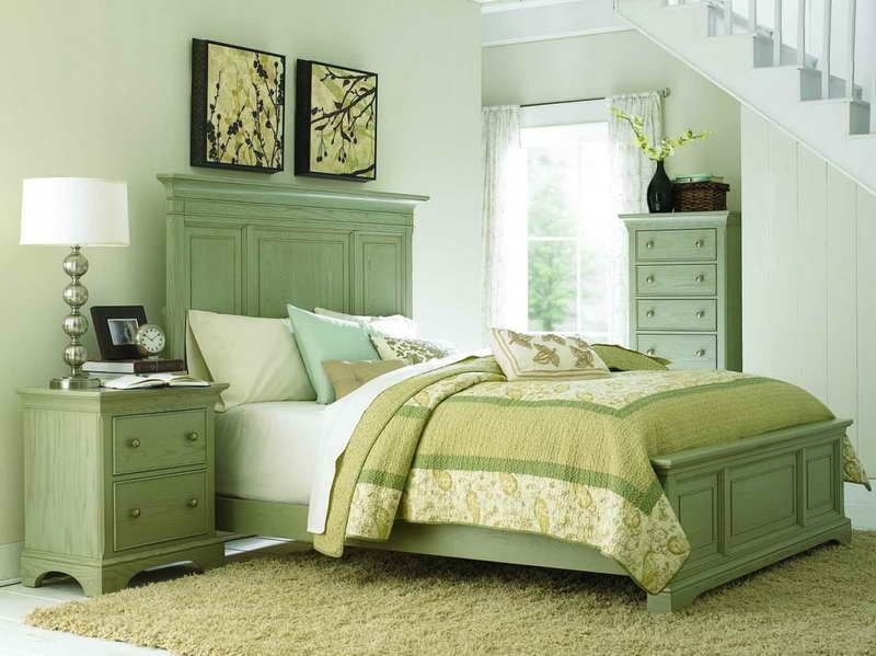 Sage green wall paint   Sage Green Bedrooms   Bonasty. Sage green wall paint   Sage Green Bedrooms   Bonasty   house