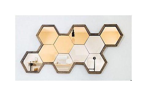 Specchi Con Cornice Ikea.Creare Una Cornice Intorno Agli Specchi Ikea Honefoss Idee Camera