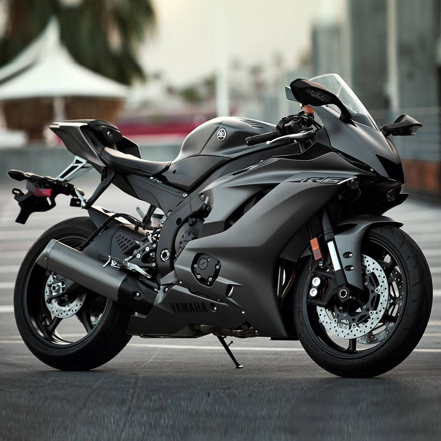 2018 Yamaha YZF-R6 - www facebook com/GarvsMeanMachine   M-cycles