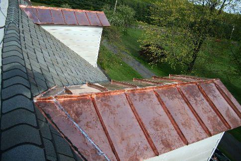 Copper Dormers Roof Metal Standing Seam Door Rugs Furniture