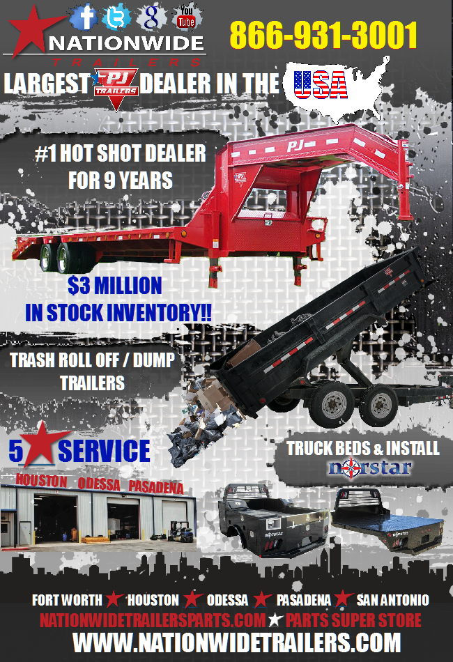 Our full page ad in Commercial Truck Trader. to be printed in the ...