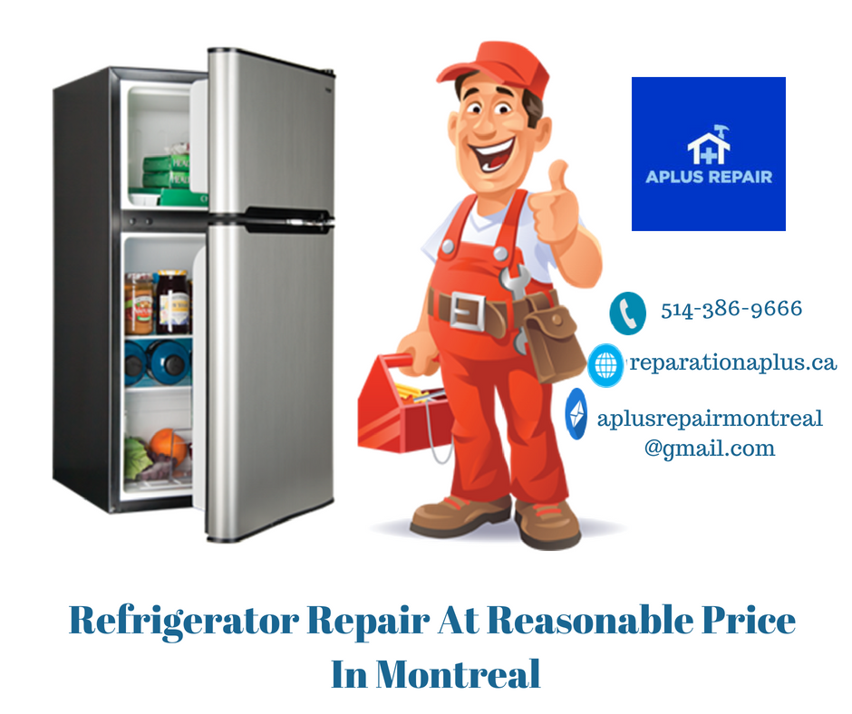 Refrigerator Repair Services Montreal Home appliances