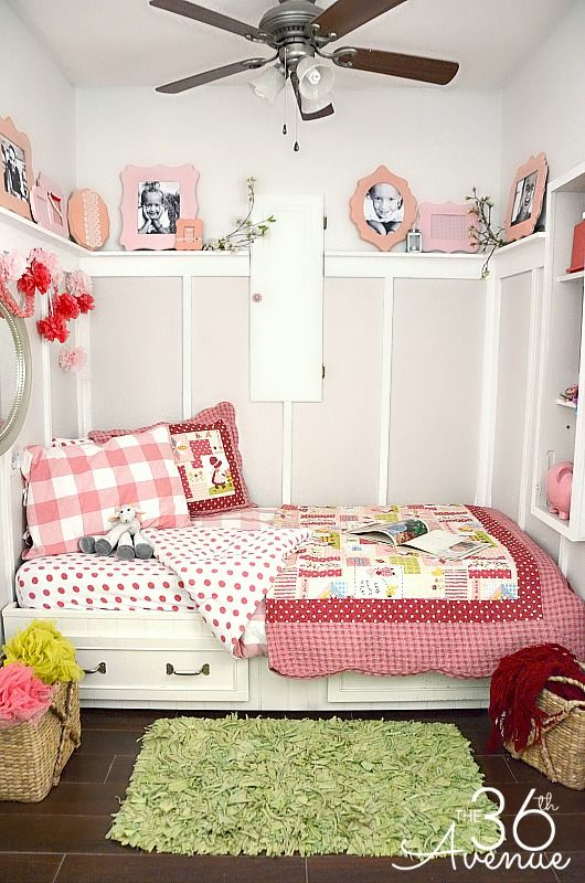 Best How To Decorate A Small Bedroom Bedroom Decor Girls 400 x 300
