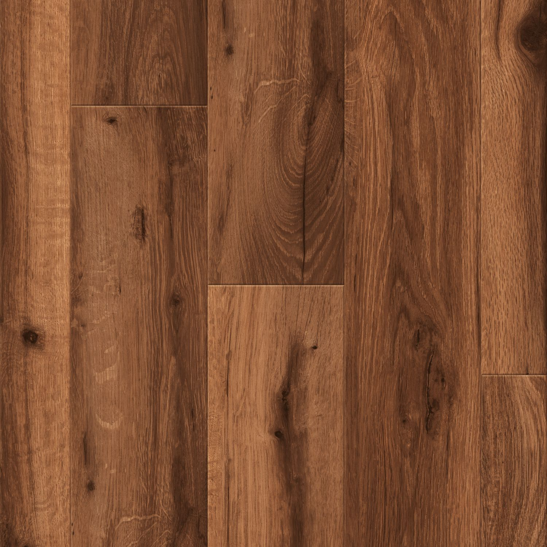 Dark Knotty Oak Laminate Flooring