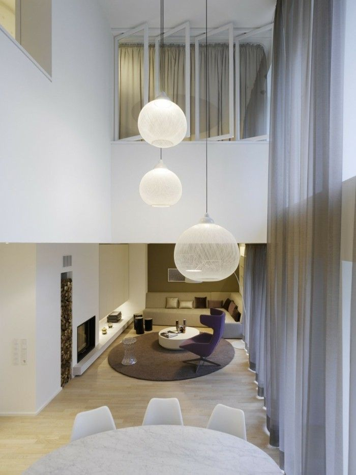 modernes wohnen 110 ideen wie sie modern wohnen retro wohnzimmer wohnideen wohnzimmer und. Black Bedroom Furniture Sets. Home Design Ideas