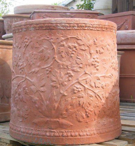 Krukkegården - terracotta