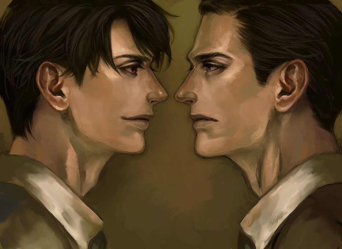 father and son by *Flayu on deviantART (Harry Potter Tom