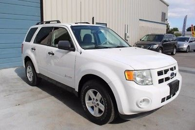 2011 Ford Escape Hybrid 4wd 2 5l Electric Suv 30 Mpg 2011