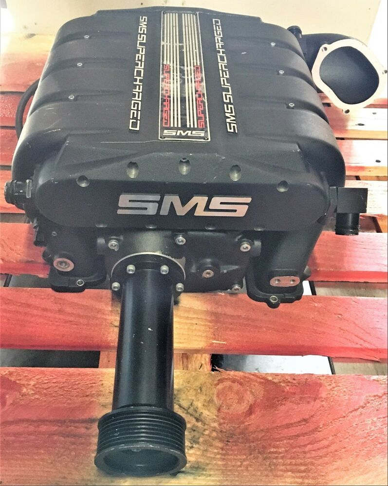 Used Sms Supercharger 01 001 00050 7 Fits Dodge Challenger Srt8 Hemi 6 1l 5 7l Supercharger Challenger Srt8 Engine Table
