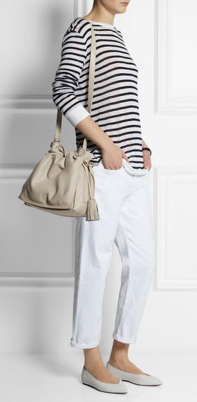 Loewe Leather Shoulder Bag http://rstyle.me/n/egpg3r9te