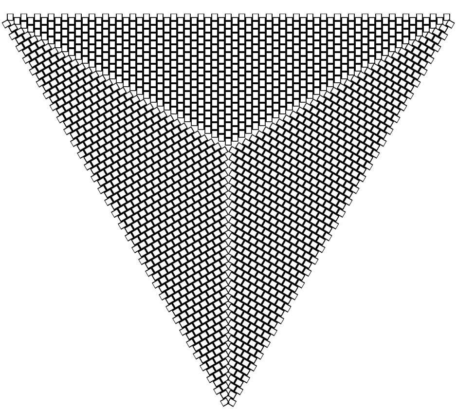 – Triangular Graph Paper