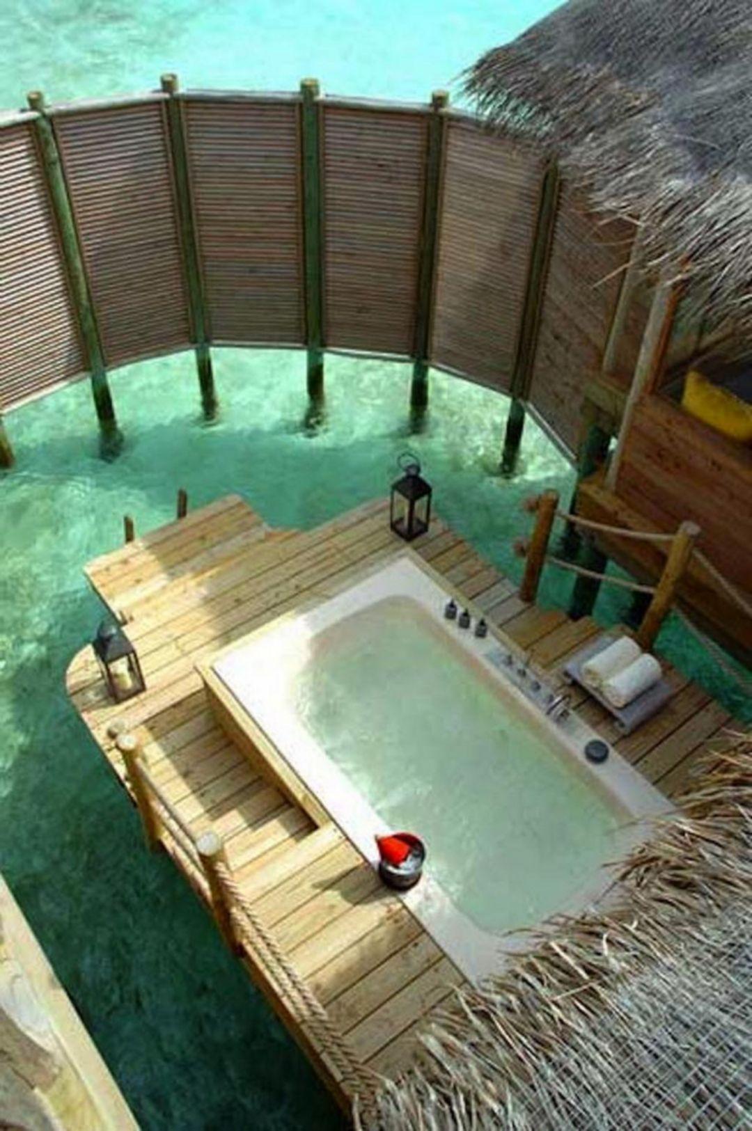 top and wonderful outdoor bathroom design ideas in