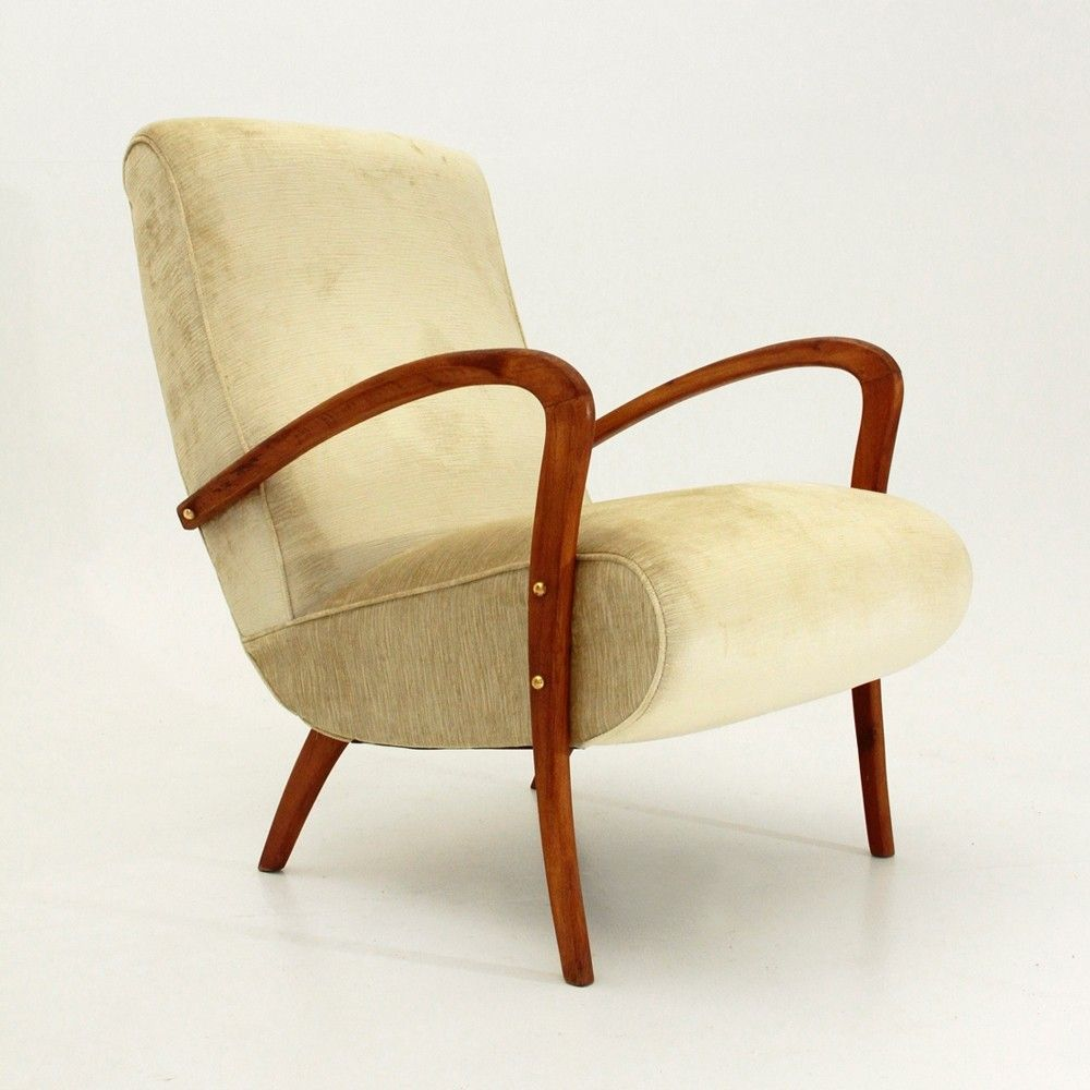 Vintage arm chair 1940s