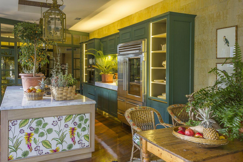 Casa Decor 2016 Espacio Murelli Cocina Estar Claudio Savarini  # Muebles Marga Getafe