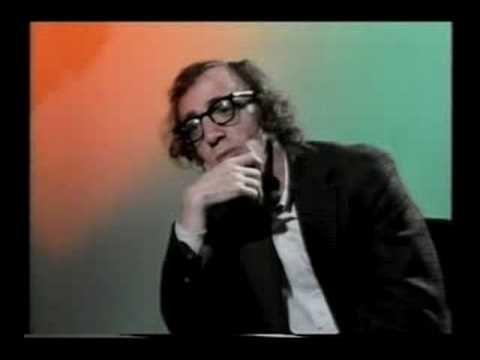 Woody Allen interview 1971 PART 2/4 YouTube Woody