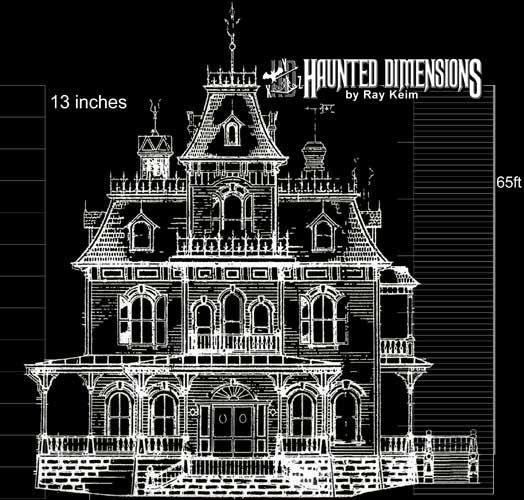 Haunted Dimensions-PhantomManorCreation
