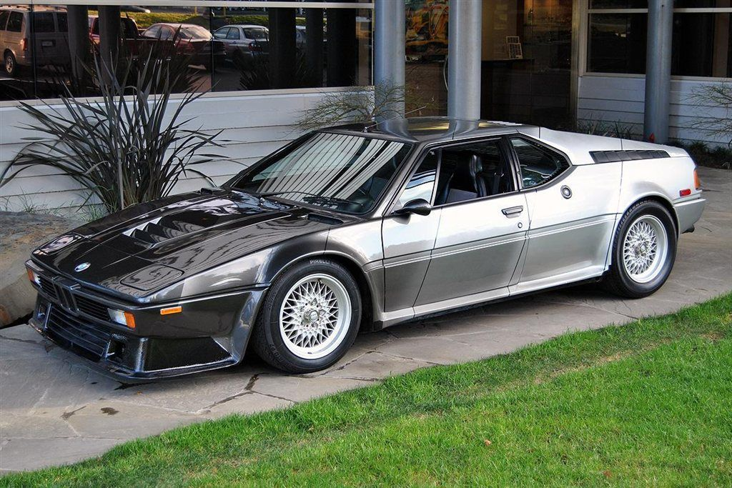 1979 BMW M1 AHG | Golden Age of Automotive Lifestyle | Pinterest ...