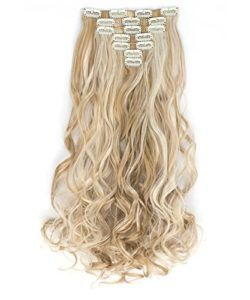 OneDor 20 Curly Comprehensive Head Clip in Synthetic Hair Extensions 7pcs 140g (27XH613) #graphic #art #graphicdesign #design #illustration #drawing #artist #creative #artwork #designer #logo #graphicdesigner #sketch #graphics #digitalart #photoshop #illustrator #instaart #draw #artoftheday #branding #instagood #picture #d #photography #adobe #artsy #sketchbook