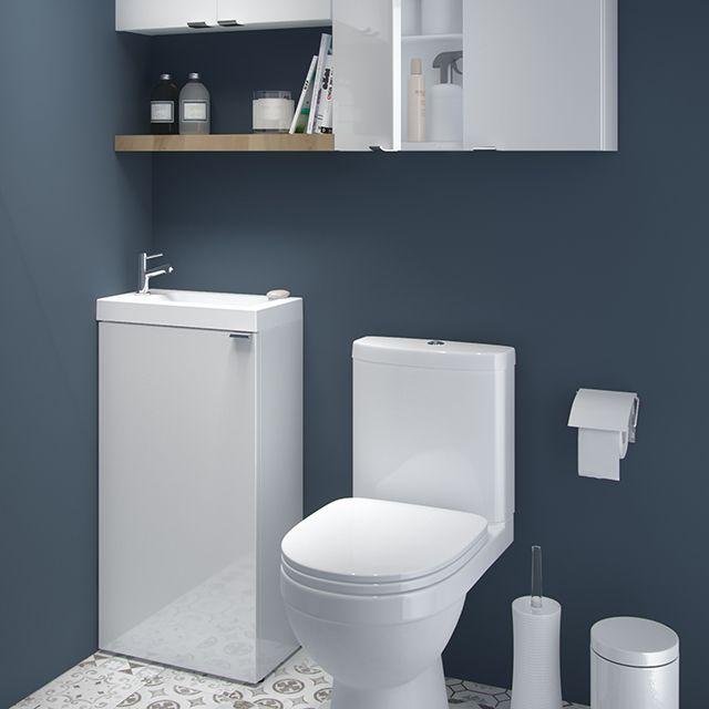armoire salle de bains blc 60 x 90 x 15