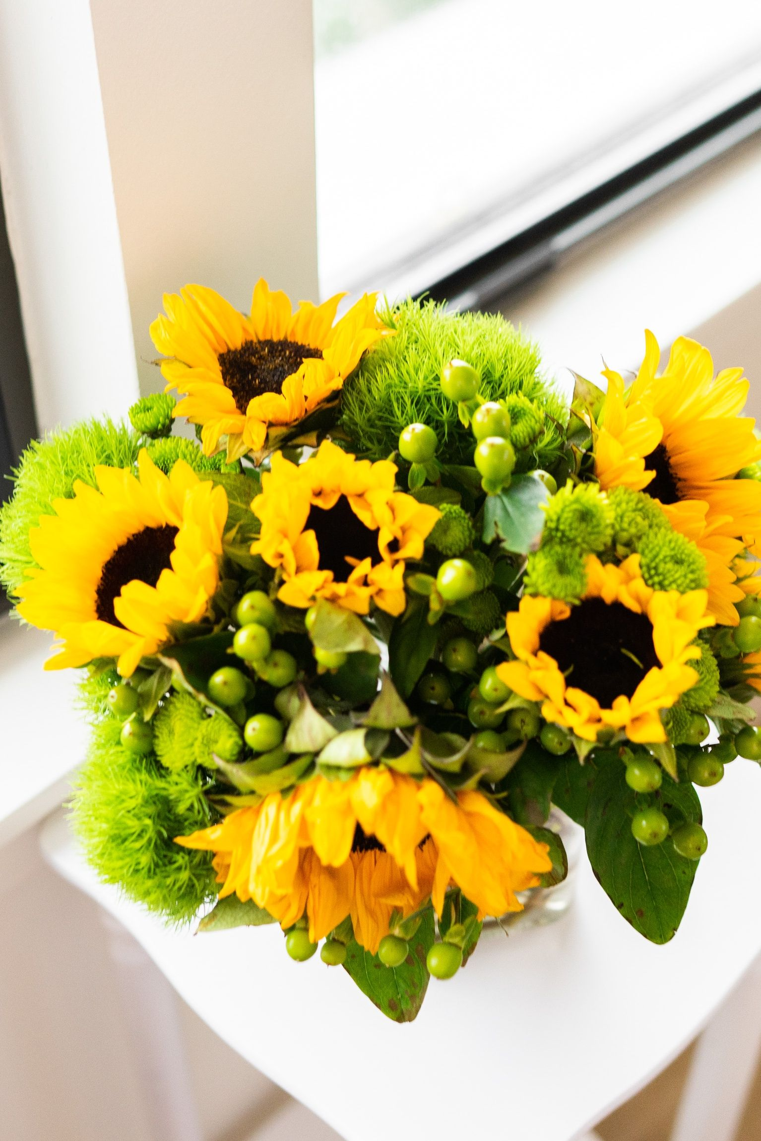 Sunflower Surprise At From You Flowers In 2020 Fresh Flowers Arrangements Flowers For You Types Of Flowers