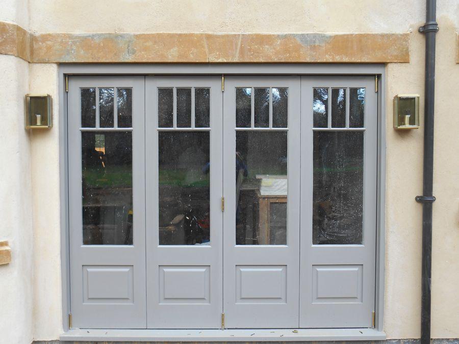 Nicholls Joinery - Bi-Fold Doors …   balcony …