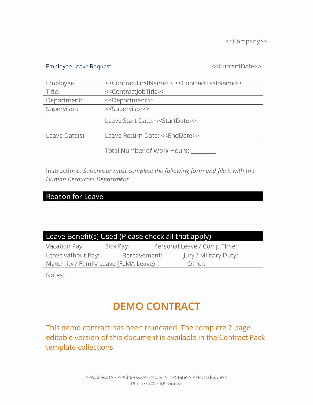 Leave Request Form Template Best Of Employee Leave Request Form 3 Easy Steps Microsoft Word Invoice Template Business Card Template Psd Word Line Leave of absence forms template