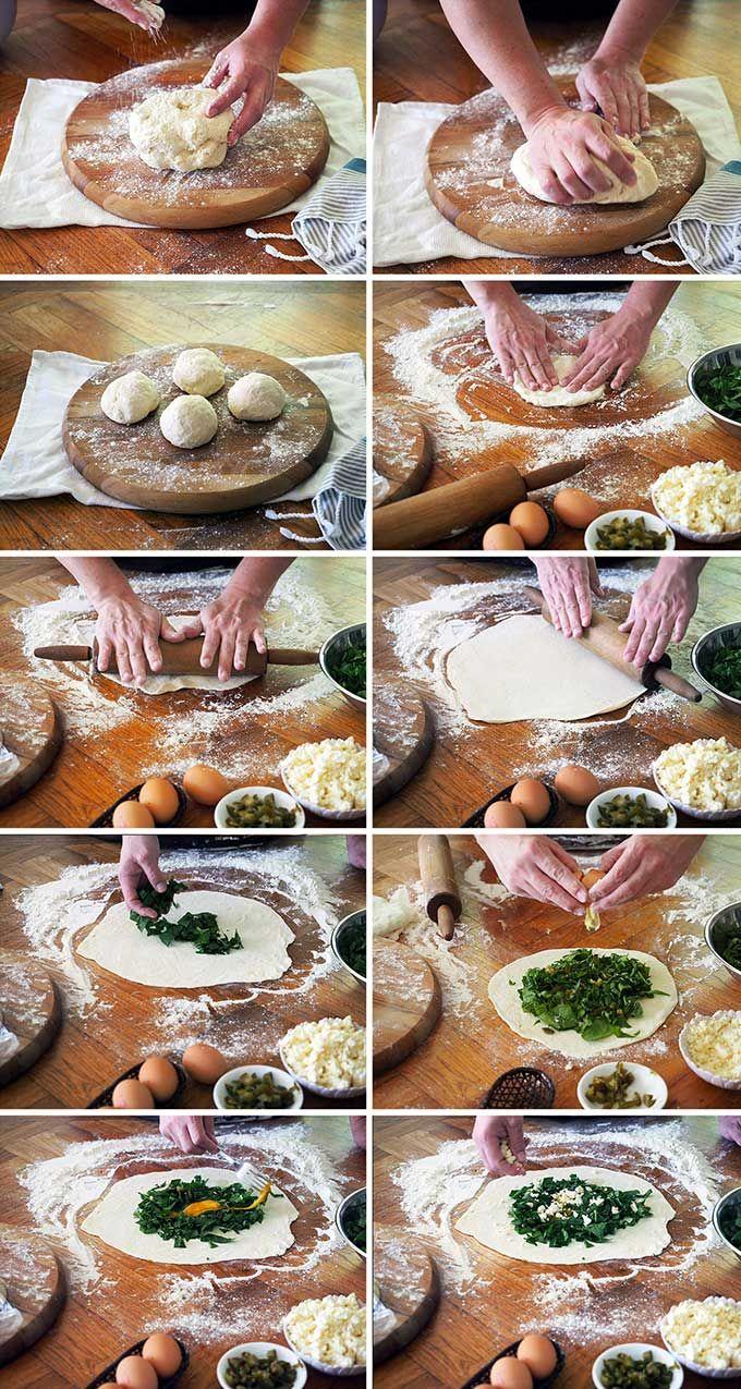 Easy Gozlame Recipe