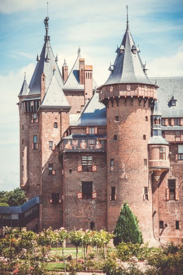 14 Most Beautiful Castles in the Netherlands
