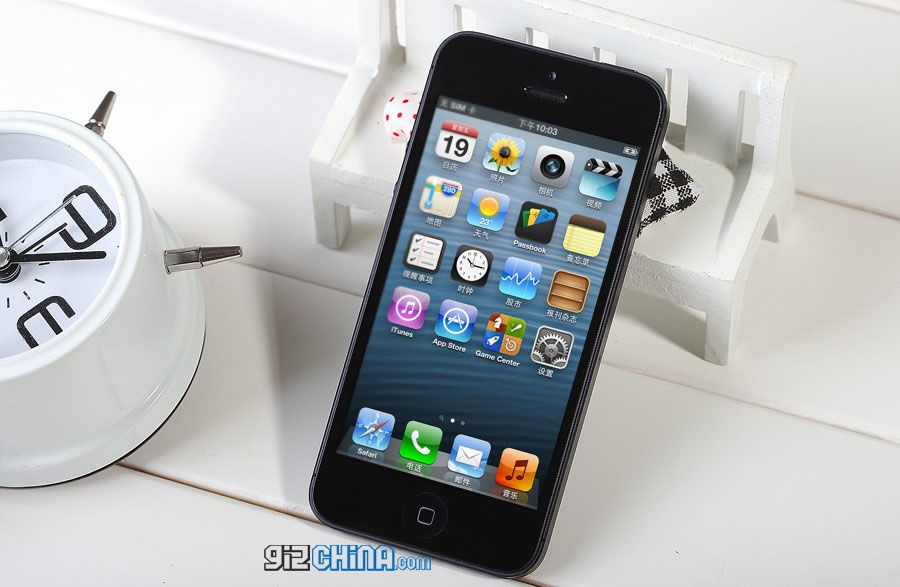 Goophone i5 iphone 5 clone specifications photos and
